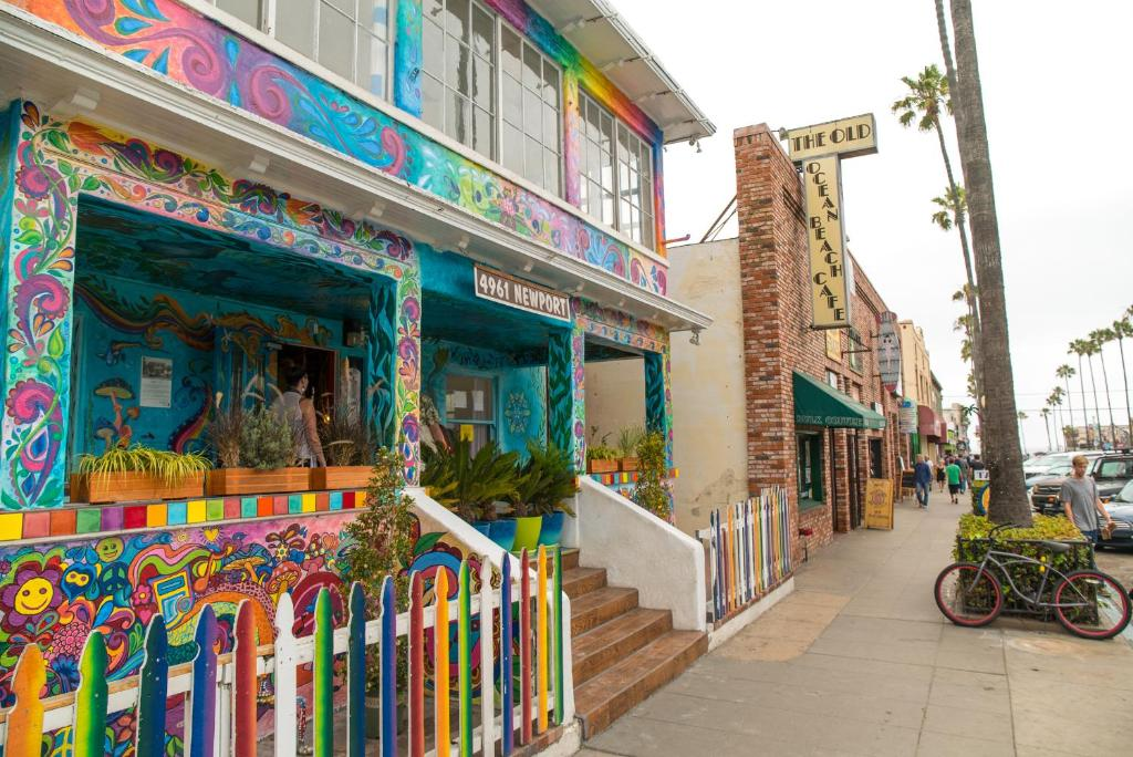 Ocean Beach International Hostel San Go Ca Booking