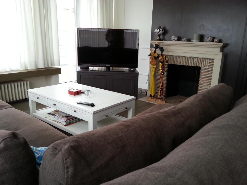 Apartment Lippenslaan, Knokke-Heist, Belgium - Booking.com