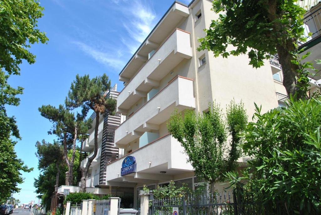 Residence Comfort, Riccione, Italy - Booking.com