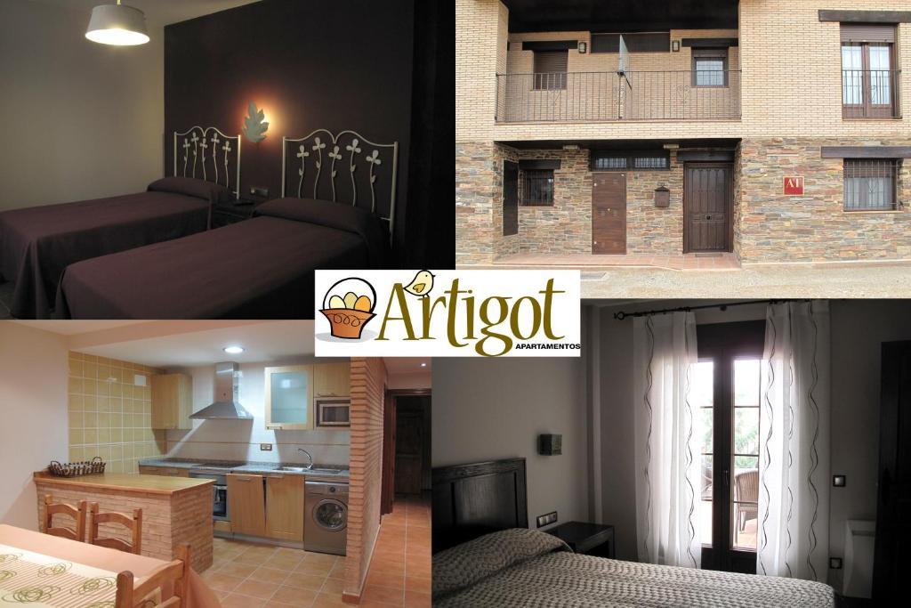 Apartments In Cella Aragon