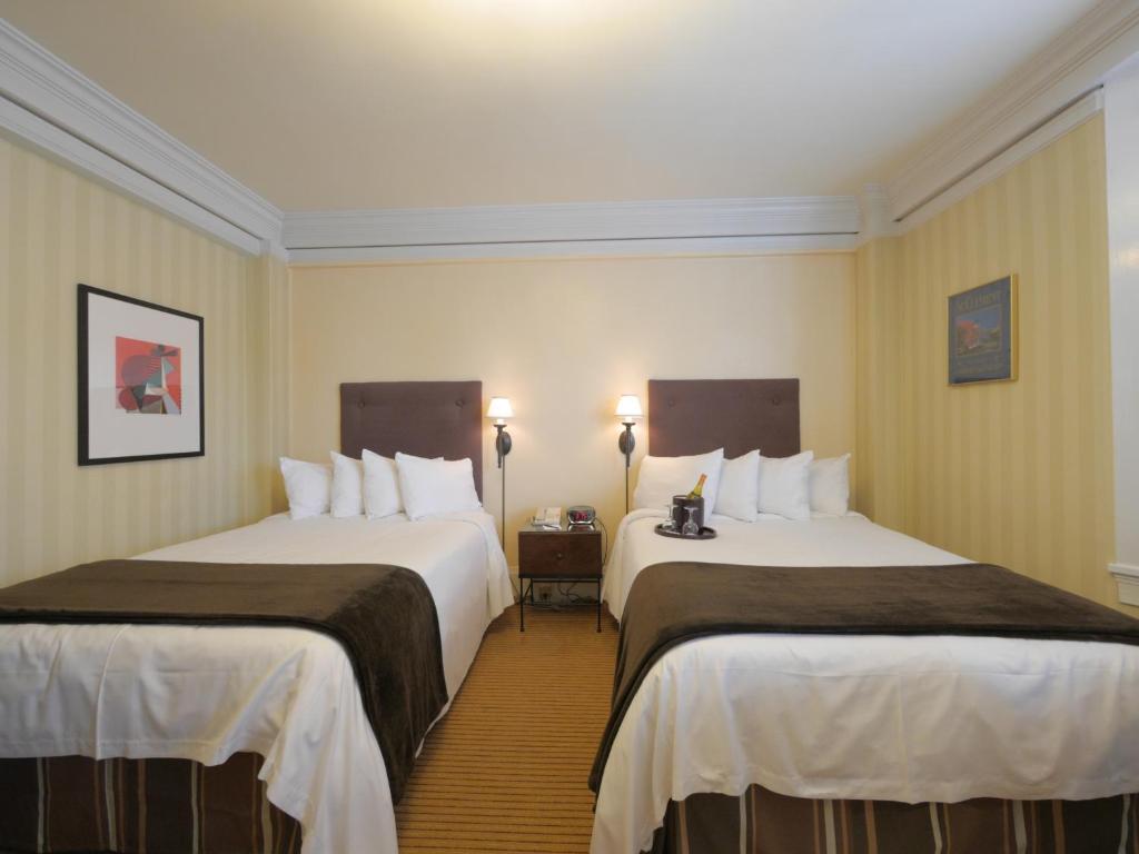 Francisco vintage san Court hotel
