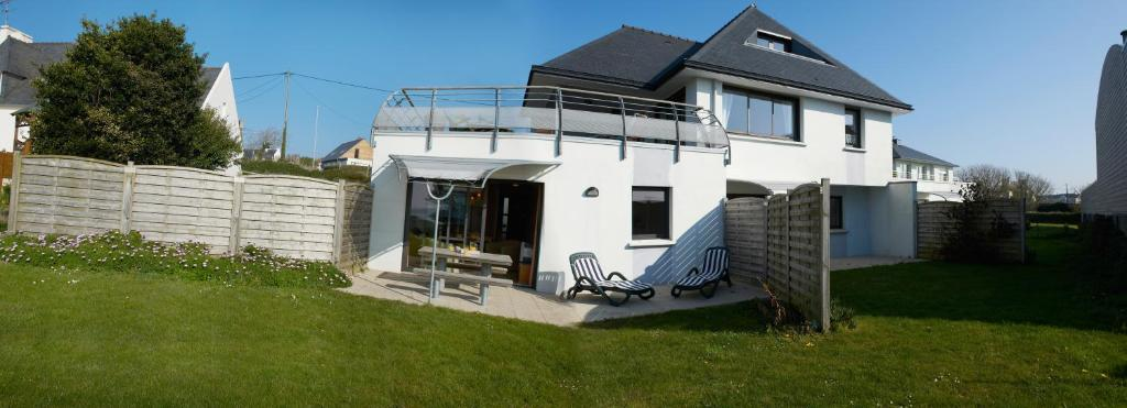 Apartments In Plougonvelin Brittany