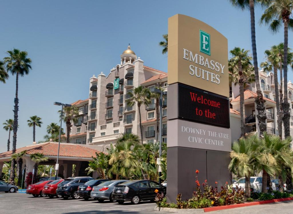 Embassy Suites Los Angeles Downey Hotel Usa Deals