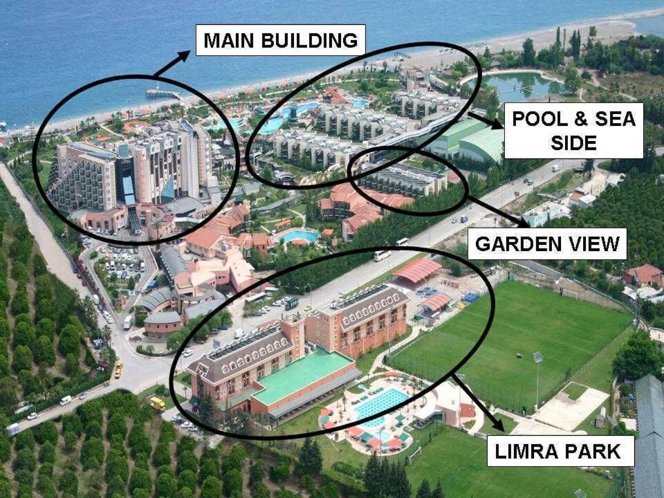 Limak Limra Park Hotel Kemer Turkey Booking Com