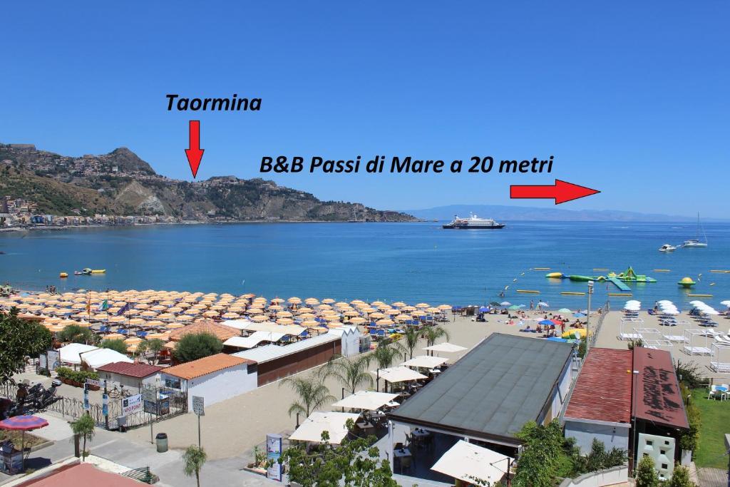 B&b passi di mare italien giardini naxos booking.com