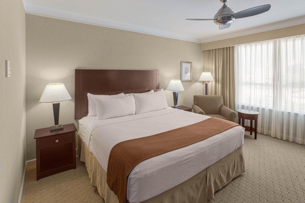Holiday Inn Baton Rouge College Drive I 10 USA Rooms
