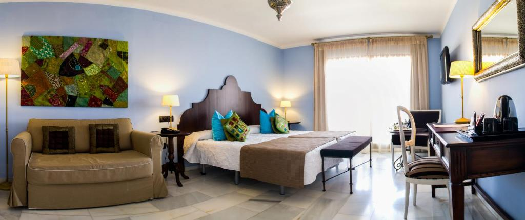 boutique hotels in málaga  189