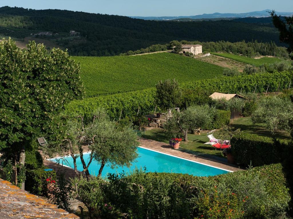 Hotel Le Pozze Di Lecchi Hotel Residence San Sano Gaiole In Chianti Italy Bookingcom