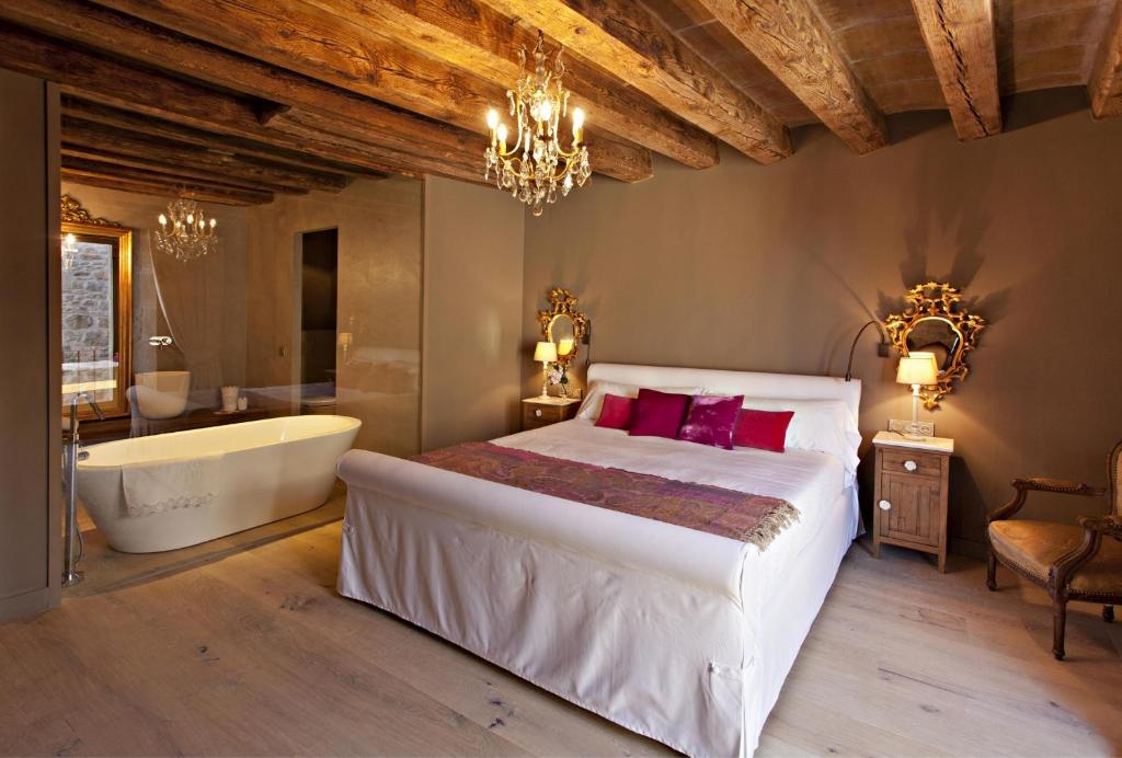 boutique hotels lleida provinz  160