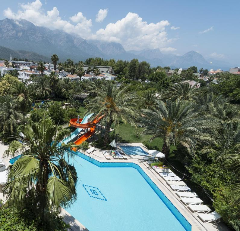 Asdem Park Otel Kemer Updated 2018 Prices
