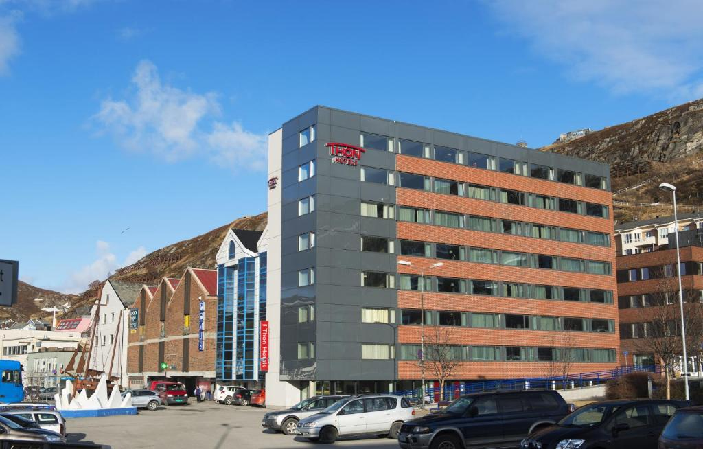 Thon Hotel Hammerfest Norway Deals