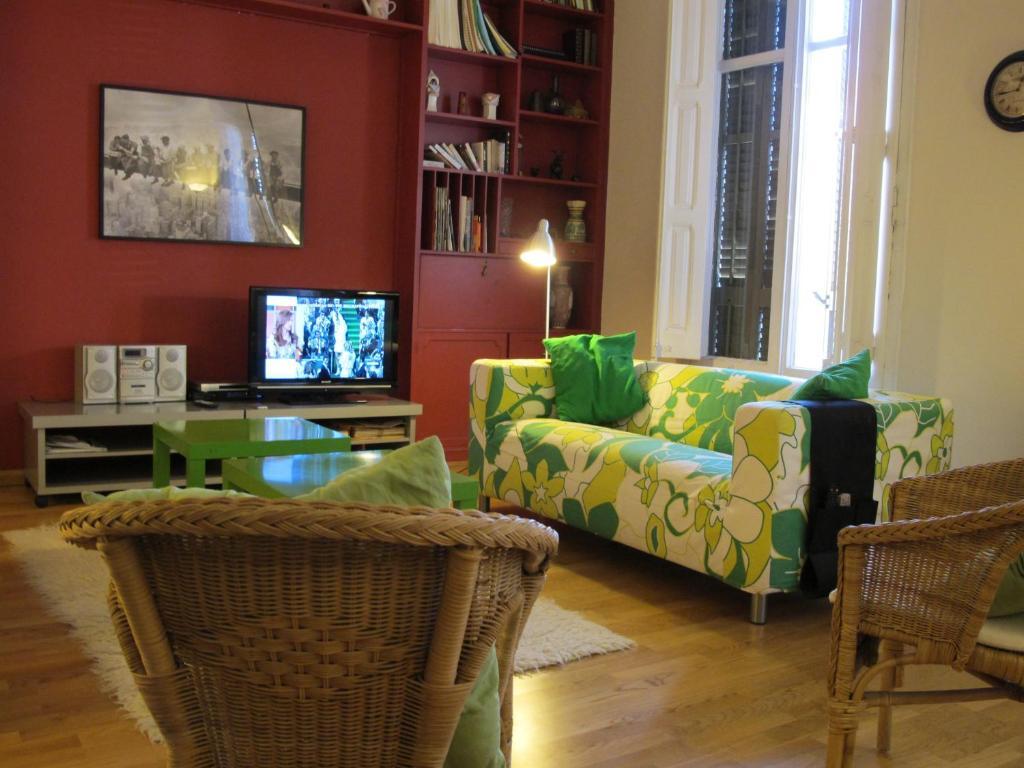 Apartamento Gran Vía Eixample fotografía
