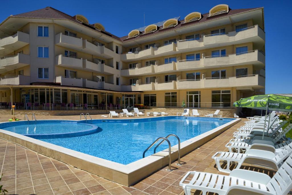 Хотел Hotel Belle View - Кранево