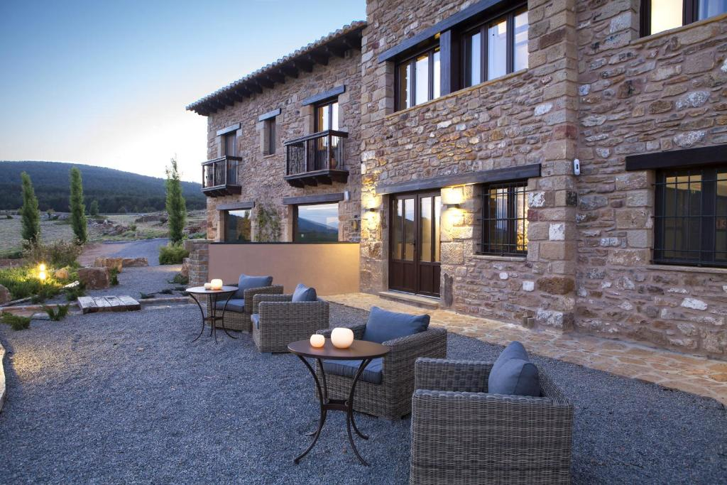 boutique hotels teruel provinz  225