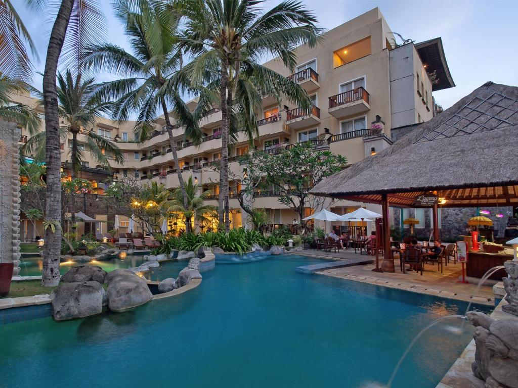 Kuta paradiso hotel indonesia for Bali indonesia hotels 5 star