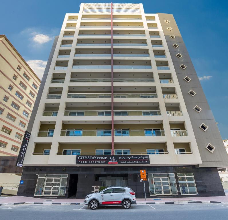 City stay prime hotel apartment dubai uae for Hotel dubai booking