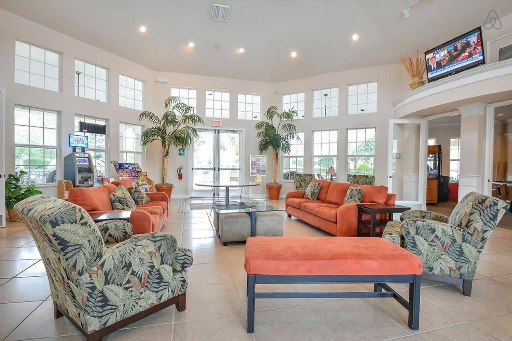 Luxury Three Bedroom Condo Near Disney World Kissimmee FL