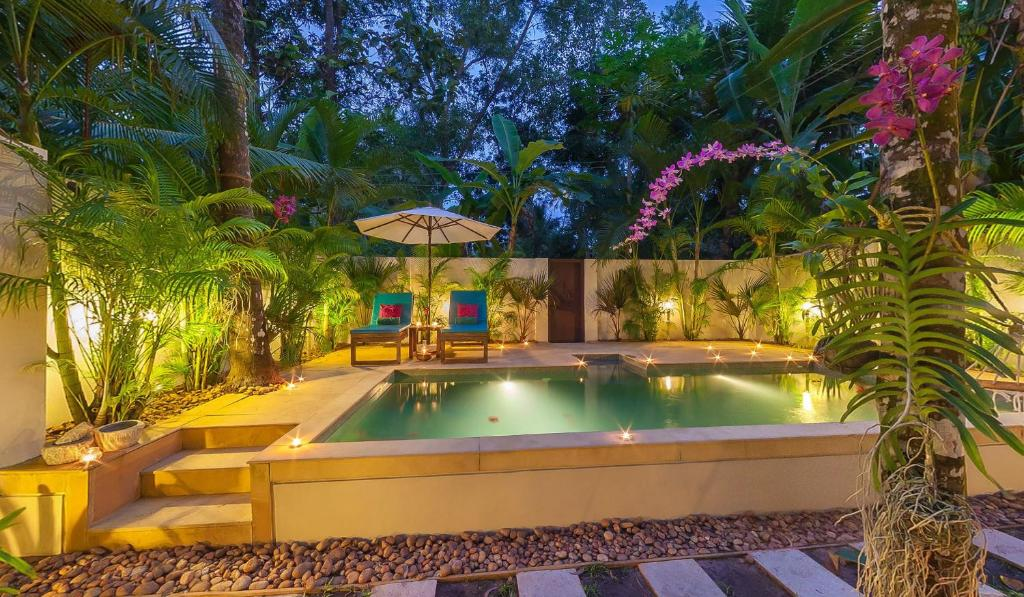 Marari Villas Private Pool Villas Mararikulam India