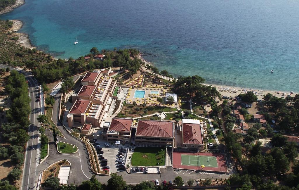Royal Paradise Resort Potos Greece Booking Com
