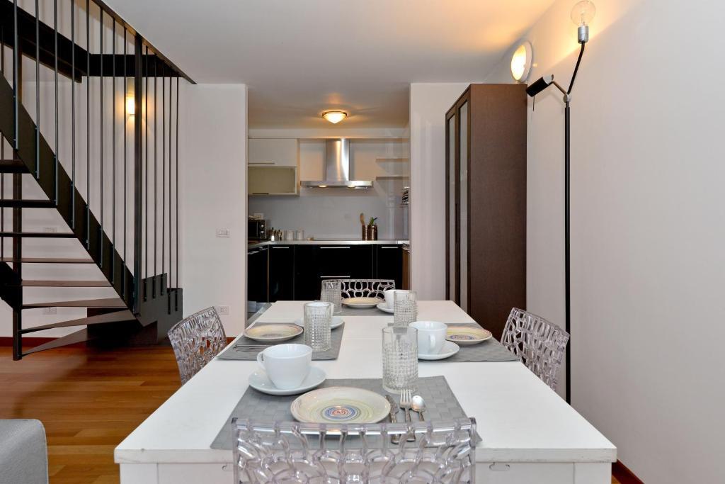 Eccezionale Heart Apartments Garden Loft, Milan, Italy - Booking.com SU45