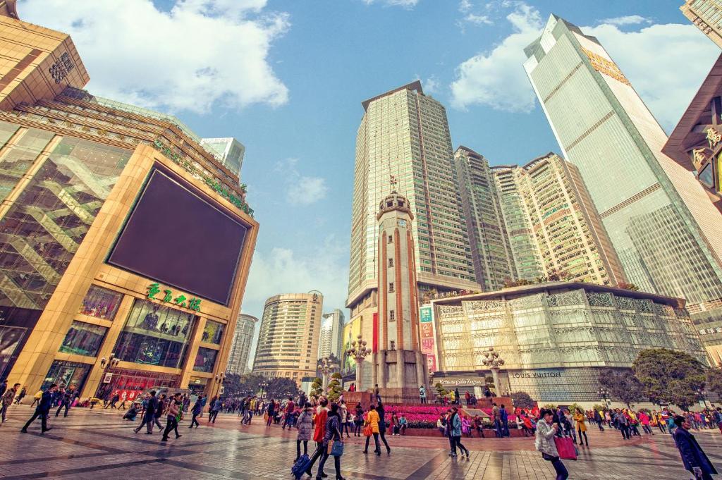 チョン チン ワールド トレーダーズ ホテル(Chong Qing World Traders Hotel)