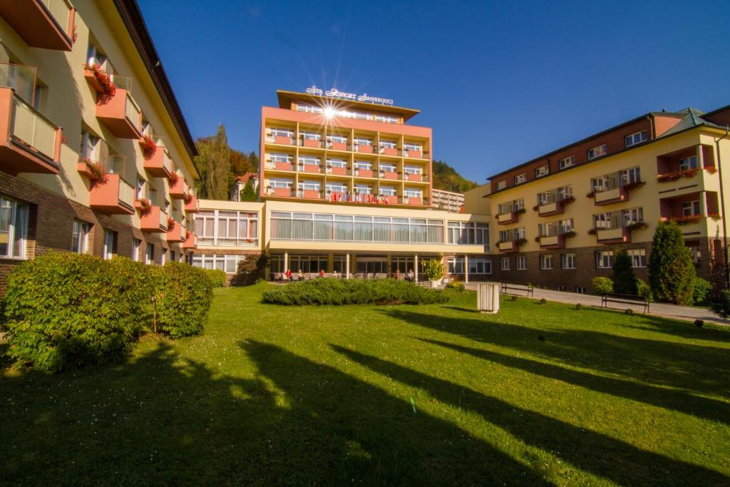 Санаторий Spa Resort Sanssouci