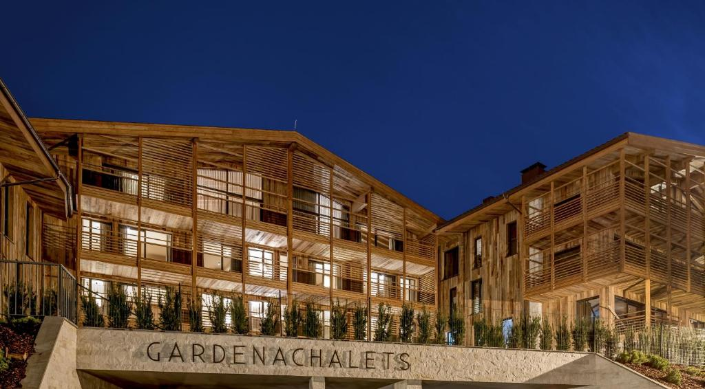 Gardena Chalets (Italien St. Ulrich in Gröden) - Booking.com