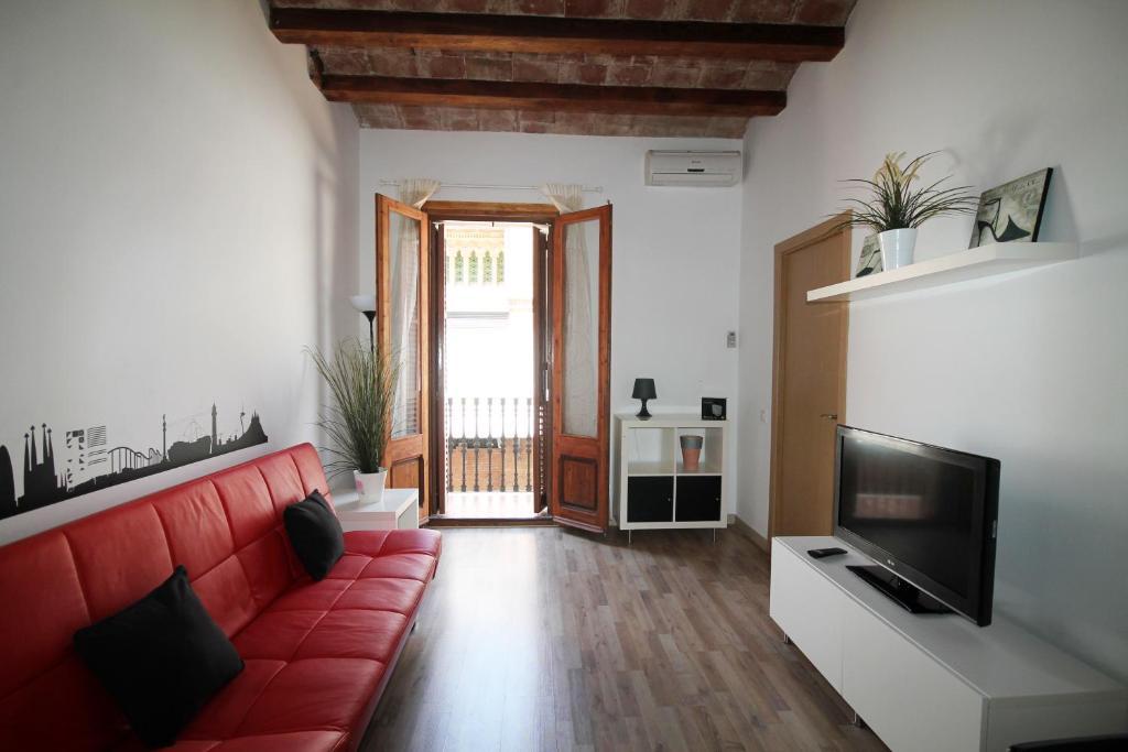 Plaza España - Fira Apartment