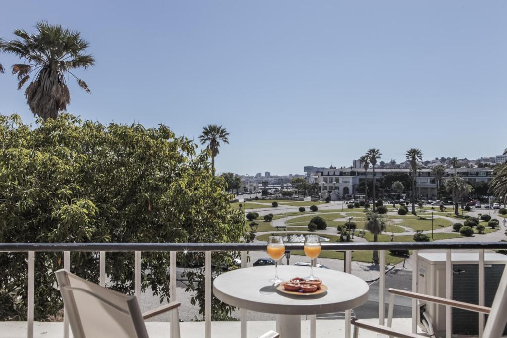 Estoril Beachfront Apartments Portugal Booking Com