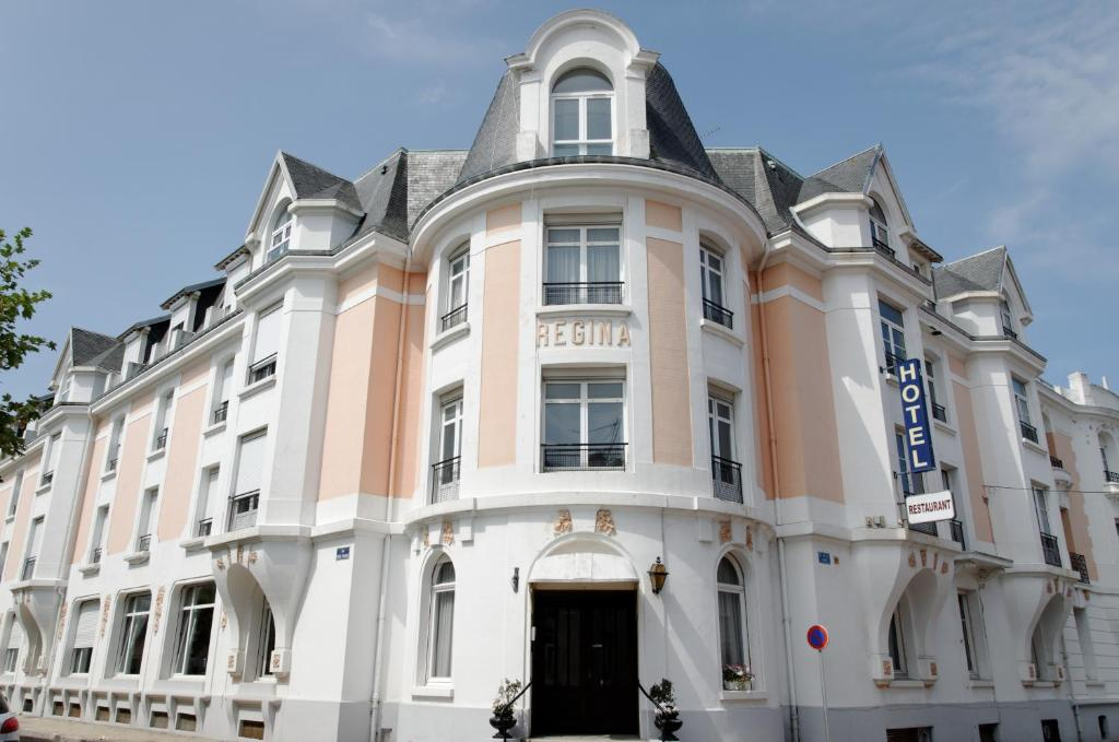Gallery image of this property. Hotel Regina   Spa  Berck sur Mer  France   Booking com