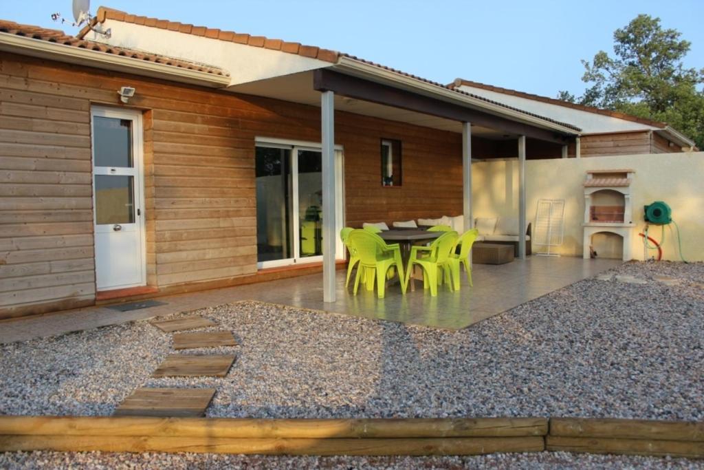 Villa avec piscine priv france montesquieu for Hotel perpignan avec piscine