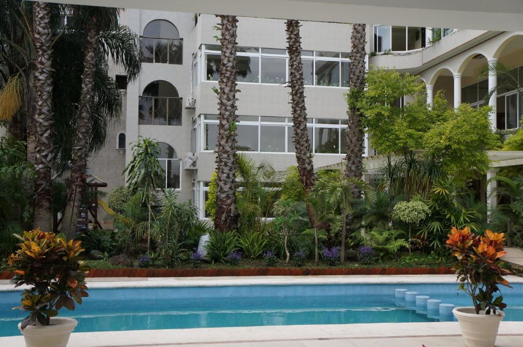Villa las margaritas caxa xalapa mexico for Hotel villa las margaritas xalapa