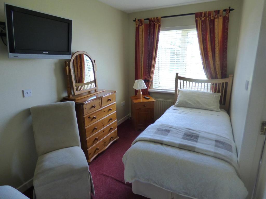 A room at Innisfree B&B