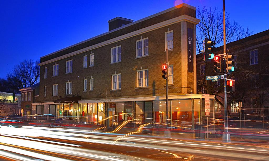 Georgetown Hill Inn Washington D C Dc Booking Com