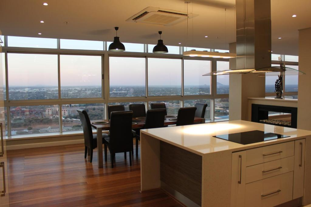 Apartment The Penthouse Gaborone Botswana Booking Com