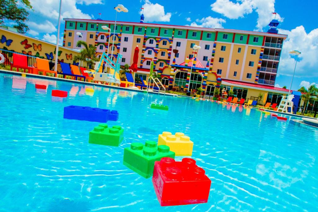 legoland hotel florida map