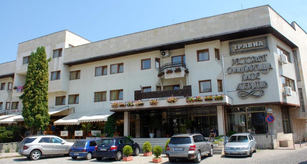 Хотел Hotel Tryavna - Трявна