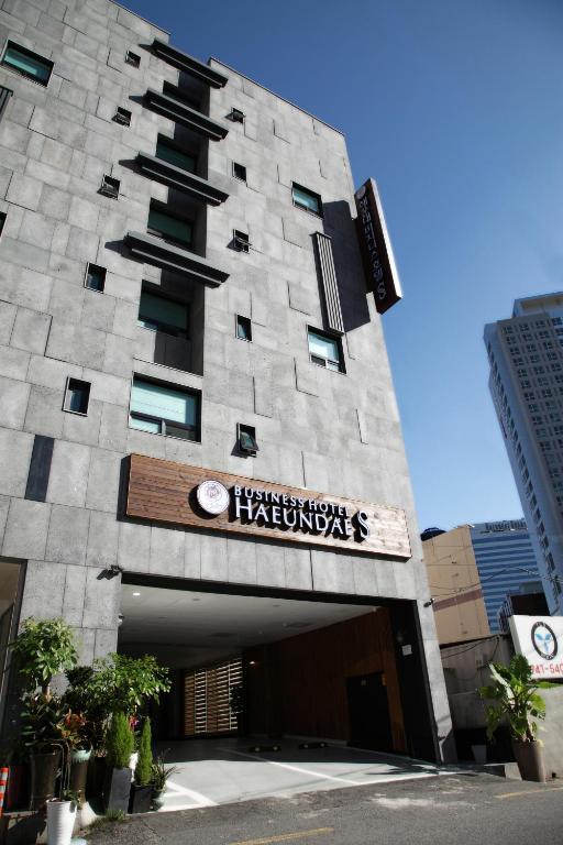 ビジネス ホテル ヘウンデ S(Business Hotel Haeundae S)