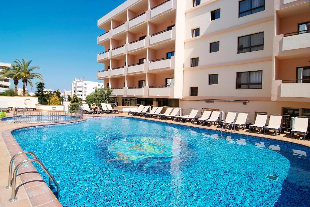 The swimming pool at or near Invisa Hotel La Cala- Adults Only