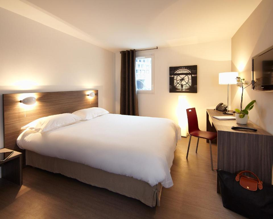 Appart h tel hevea valence france for Site appart hotel