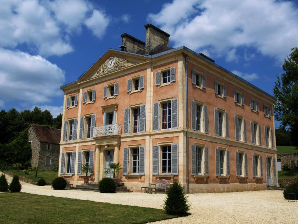 Fabuleux Maison d'hôtes Château de la Pommeraye (France La Pommeraye  HX71