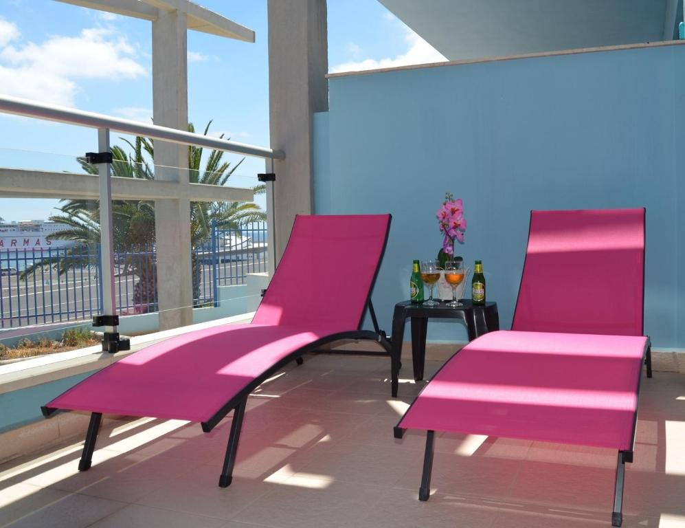 Apartments In Cofete Fuerteventura