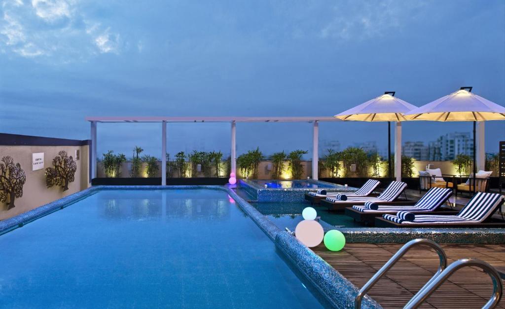 9d4058f8541 Hotel Radisson Kolkata Ballygunge