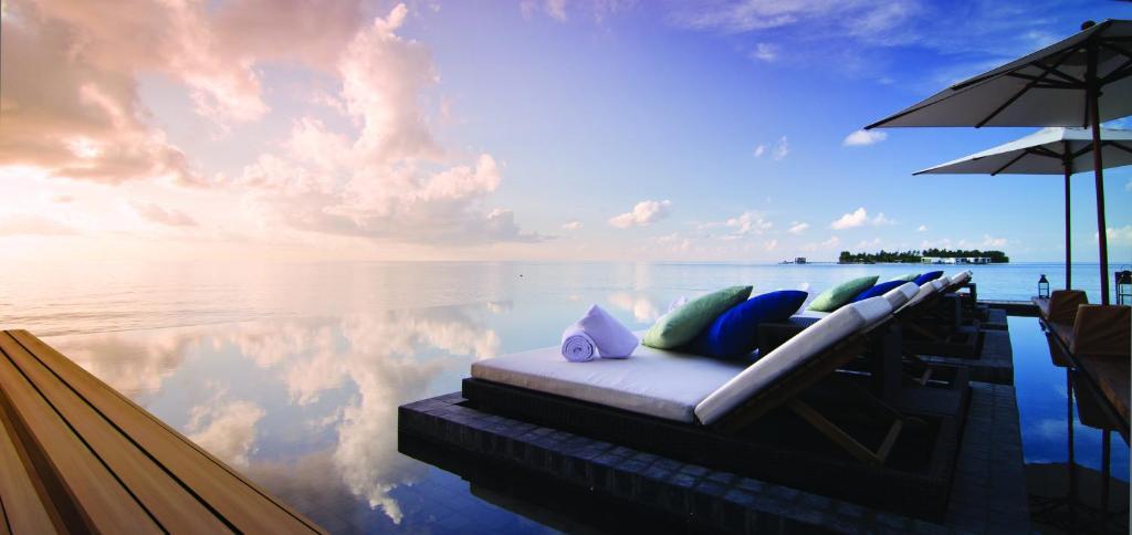 Ocean Revives в Jumeirah Dhevanafushi