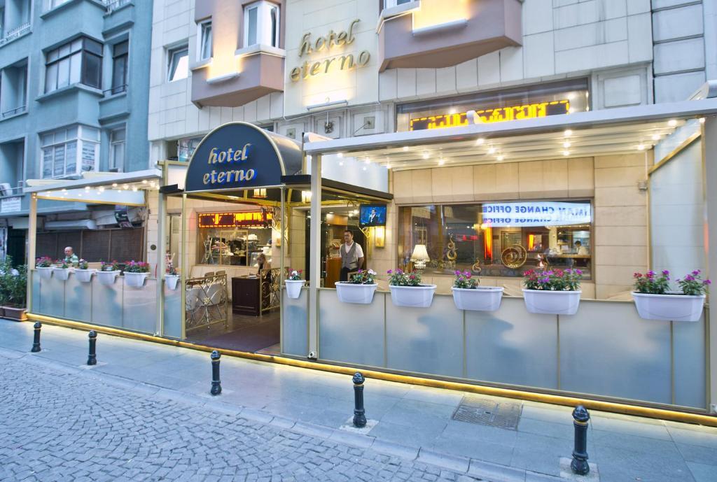 Eterno al sham hotel istanbul turkey for Al majed hotel istanbul