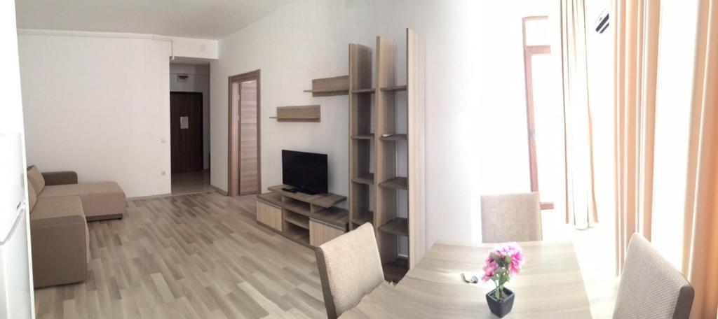 O zonă de relaxare la Studio Andra