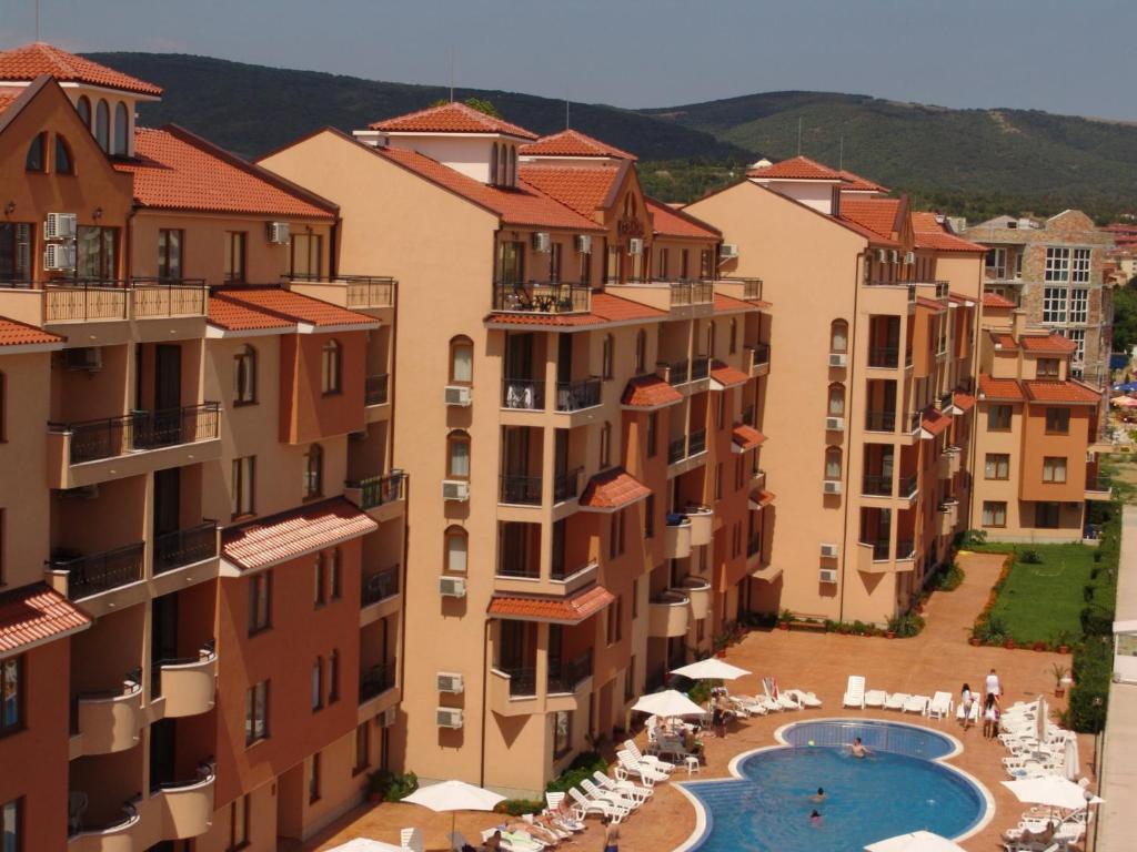 Апартхотел Апарт-хотел Касандра - Слънчев бряг