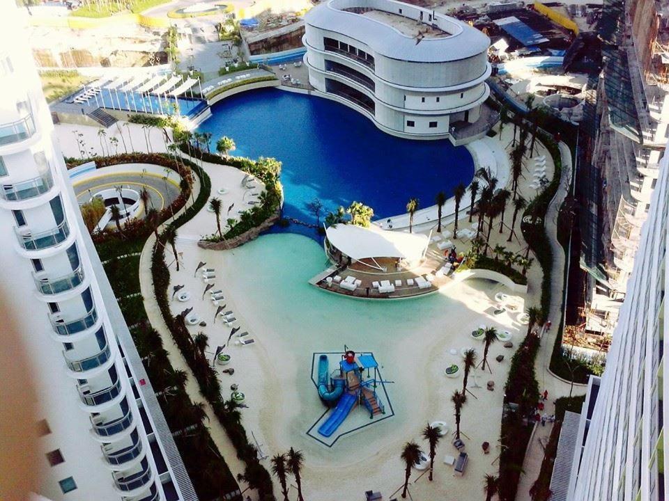 Condominium At Azure Urban Resort Residences  Manila