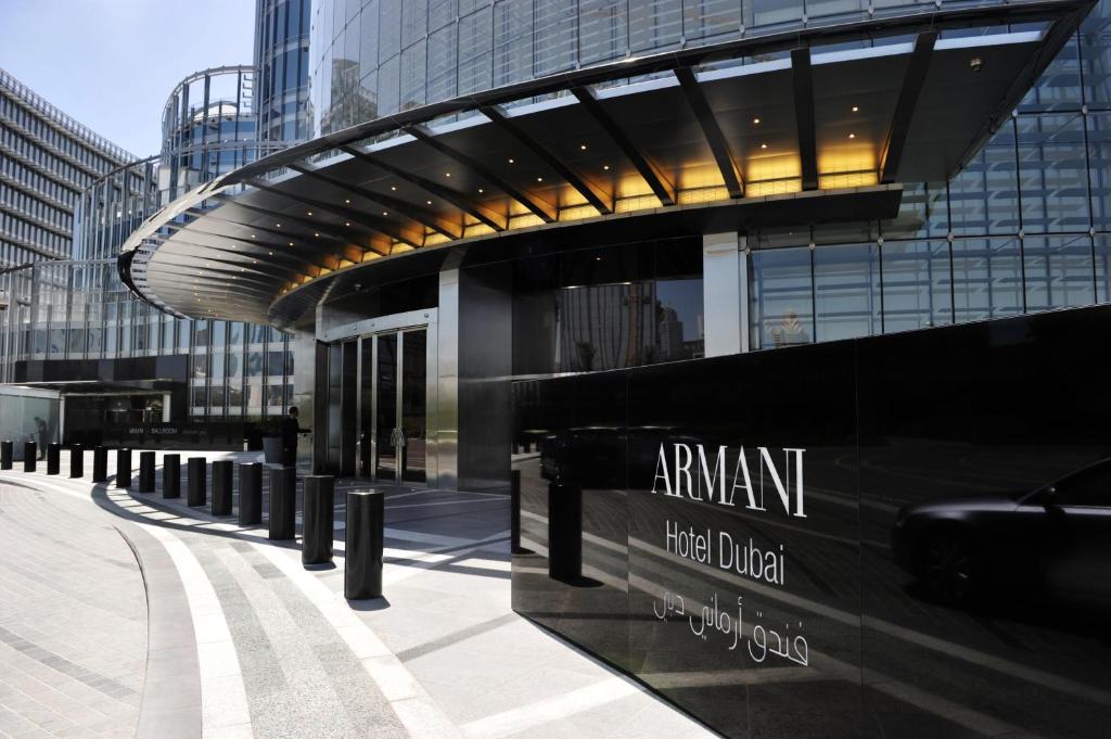 アルマーニ ホテル ドバイ(Armani Hotel Dubai)