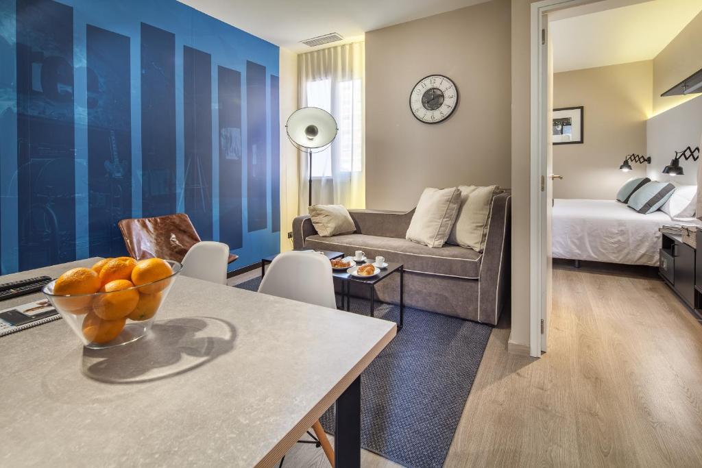 Habitat Apartments Cool Jazz fotografía